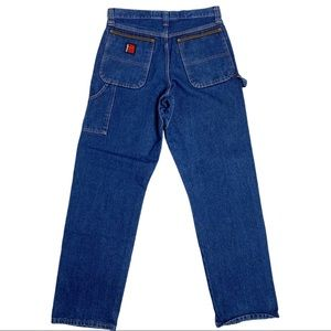 Wrangler Riggs Carpenter Work Jeans 32X34